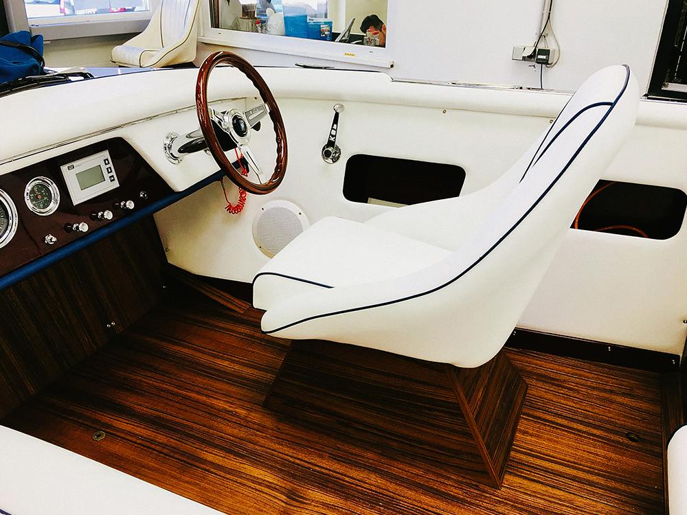 Revival Cockpitböden am Wörthersee